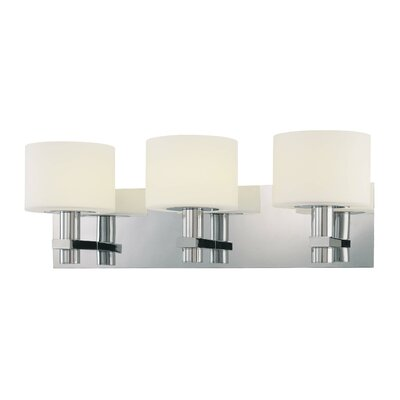George Kovacs by Minka 7&quot; Vanity Light in Chrome