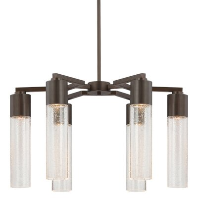 George Kovacs by Minka Light Rain 6 Light Chandelier