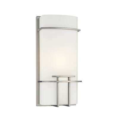 George Kovacs by Minka  Wall Sconce in Brushed Nickel