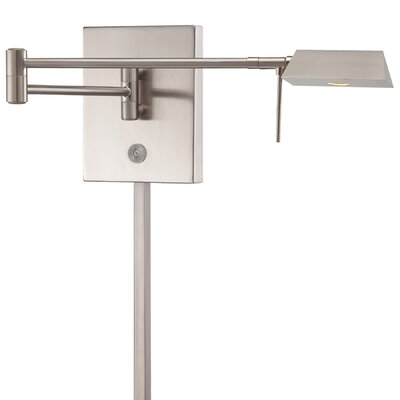George Kovacs by Minka 1 Light LED Swing Arm Wall Lamp