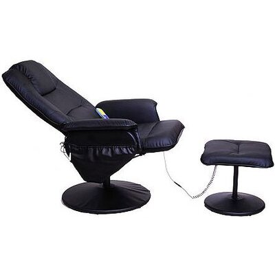 Aosom LLC Massage Chair with Ottoman