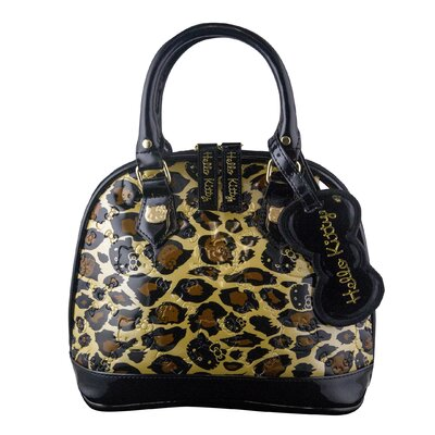 Loungefly Hello Kitty Leopard Mini Bag