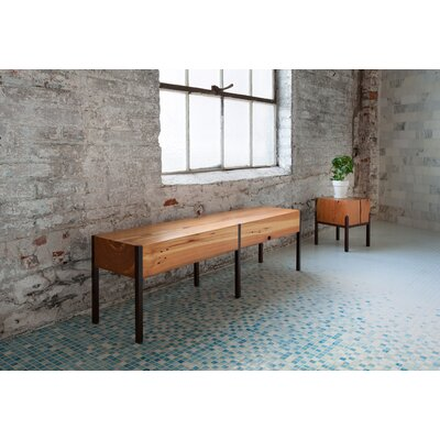Miles & May PW Wood Bench