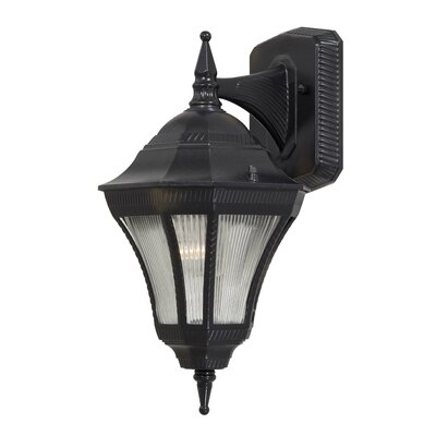 Great Outdoors by Minka Segovia  Outdoor Wall Lantern in Heritage