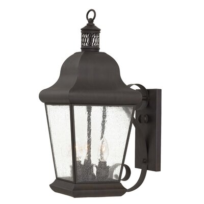 Great Outdoors by Minka Glen Allen Outdoor Wall Lantern
