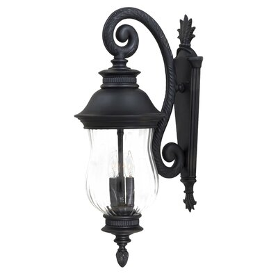 Great Outdoors by Minka Newport Outdoor Wall Lantern