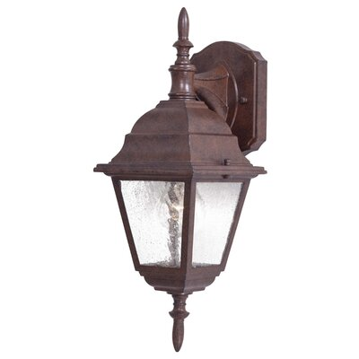 Great Outdoors by Minka Large Bay Hill Outdoor Wall Lantern