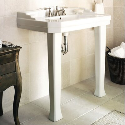 Foremost Series 1900 Console Bathroom Sink