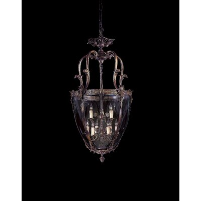 Metropolitan by Minka Vintage 9 Light Foyer Pendant