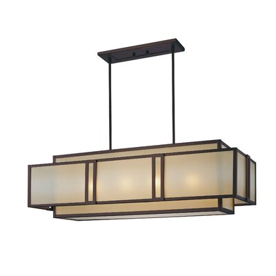 Metropolitan by Minka Walt Disney Signature Underscore 4 Light Foyer Pendant