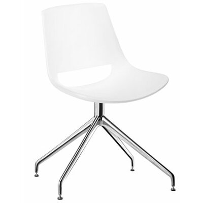 Arper Palm Chair with 4-Way Swivel Trestle Base
