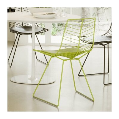 Arper Leaf Sled Base Chair