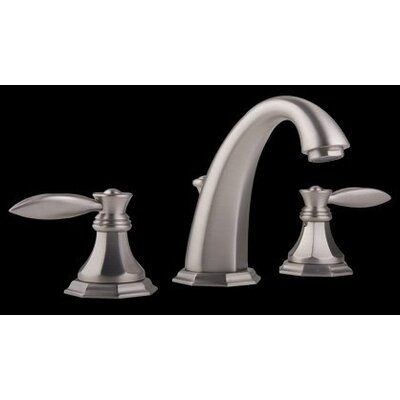 Graff Topaz Widespread Bathroom Faucet with Double Lever Handles