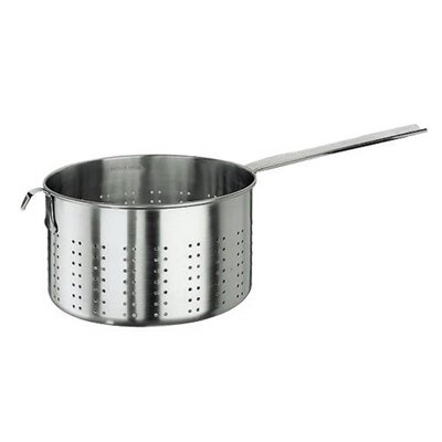 Pasta Strainer in Stainless Steel