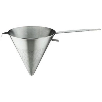 Paderno World Cuisine Granular Sized Strainer in Stainless Steel