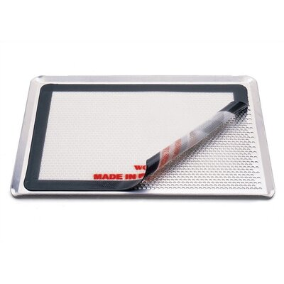 Paderno World Cuisine Perforated Aluminum Baking Sheet