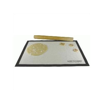 Paderno World Cuisine 30.875'' Roll'Pat Counter Pastry Mat
