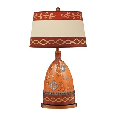Minka Ambience 1 Light Table Lamp