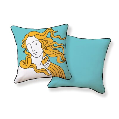 Naked Decor Venus Double Sided Cotton Pillow