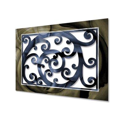 All My Walls Vivid Vines II Wall Decor