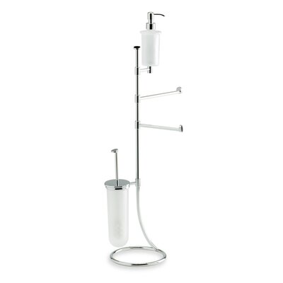Stilhaus by Nameeks Venus Free Standing Four Function Bathroom Butler