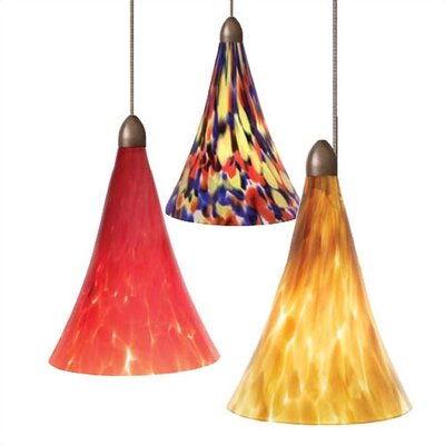 LBL Lighting Belle 1 Light Pendant