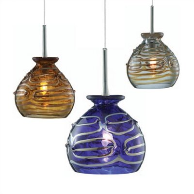 LBL Lighting Gelato 1 Light Mini Pendant