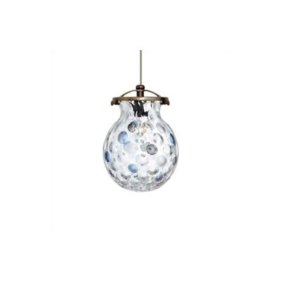 LBL Lighting Daisy 1 Light Mini Pendant