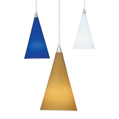 LBL Lighting Cone III 1 Light Pendant