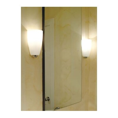 LBL Lighting Athena One Light Wall Sconce in Polished Brass