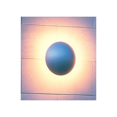LBL Lighting Eclipse 120V Two Light Outdoor Wall Light in Verde