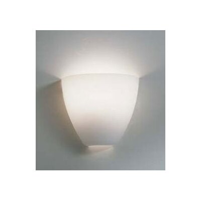 LBL Lighting Mistral One Light Fluorescent Wall Sconce in Satin Nickel