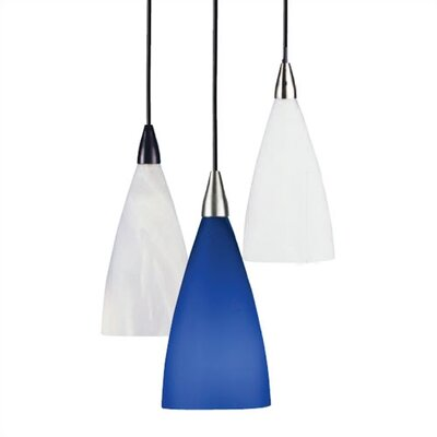 LBL Lighting Drop French Vianne 1 Light Pendant