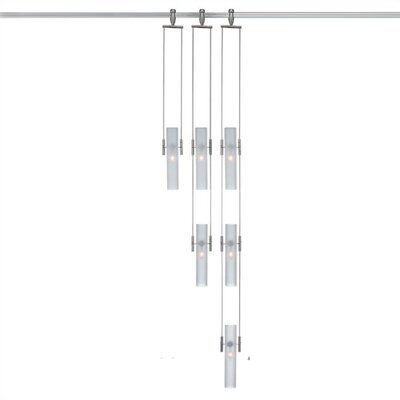 LBL Lighting Tube 2 Light Pendant