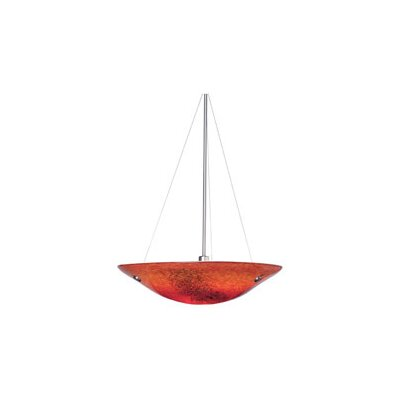 LBL Lighting Veneto 3 Light Inverted Pendant
