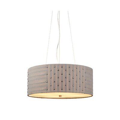 LBL Lighting Elba 4 Light Drum Pendant