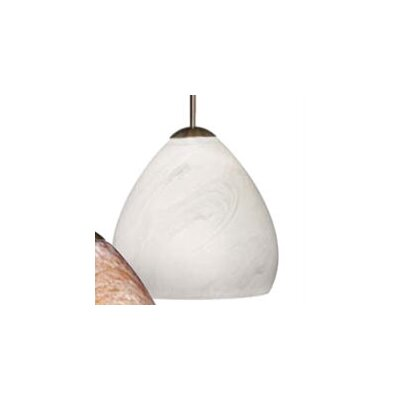 LBL Lighting Mango Nuage 1 Light Mini Pendant