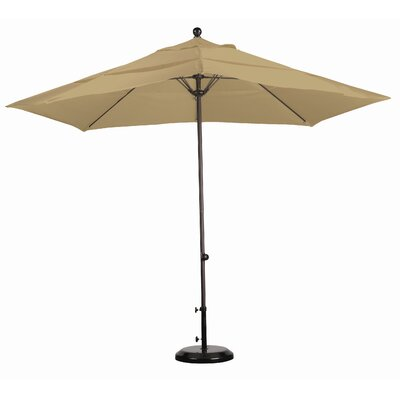 California Umbrella 11' Fiberglass Market Easy Lift Umbrella