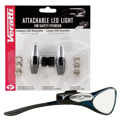 Veratti Led Light Black