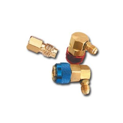 Mountain Conversion Coupler Set R12 - R134A Quick Connect
