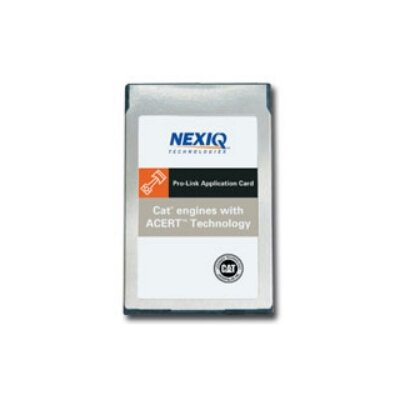 NEXIQ TECH Special Kit For Caterpillar Software W/ Mpc