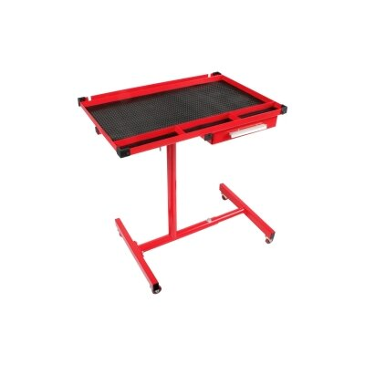 Sunex Heavy Duty Adjustable Work Table W/Drawer