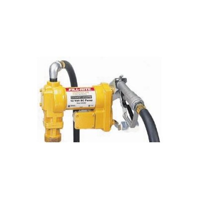 Tuthill Transfer Pump 12 Volt Cast Iron