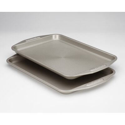Circulon Bakeware 2-Piece Non-Stick Cookie Sheet Set