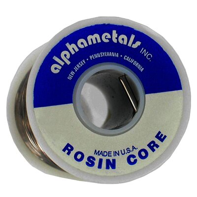 alphafry Rosin Core Solder & Dispensor AM13460