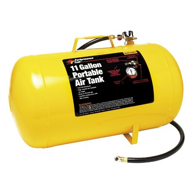 Wilmar 11G Portable Air Tank