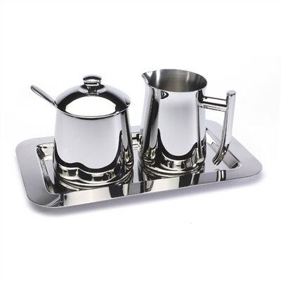 Frieling Frieling Tray for Sugar and Creamer Set