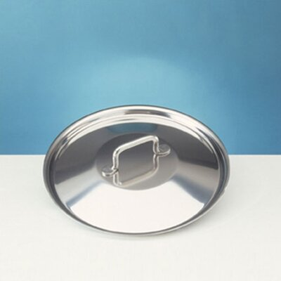 Frieling Sitram Catering Stainless Steel 6.25&quot; Lid