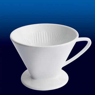 Frieling Porcelain No. 4 Filter Holder