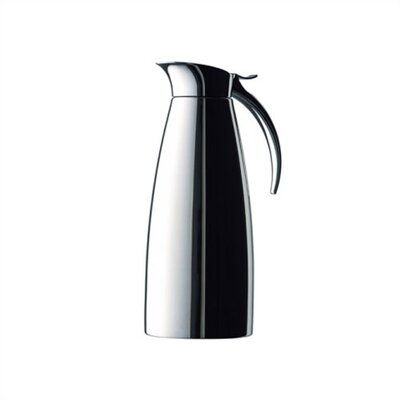 Eleganza Stainless Steel Mega 6 Cup Insulated Carafe